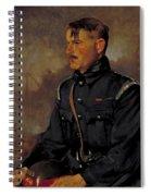 G V Blackstone - G M London Fire Force Spiral Notebook
