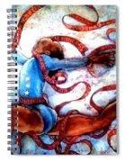 Gabby Carried A Lot Spiral Notebook
