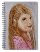 Gabriella Spiral Notebook