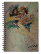 Gabrielle Spiral Notebook
