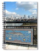Gabriel's Wharf Spiral Notebook