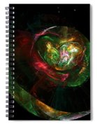 Gaia Revealed Spiral Notebook