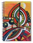 Gaia's Dream Spiral Notebook