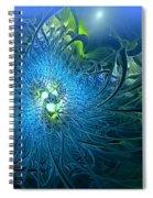 Gaia's Emergence Spiral Notebook