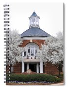 Gains Hall Spiral Notebook