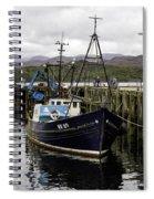 Gairloch Harbor Spiral Notebook
