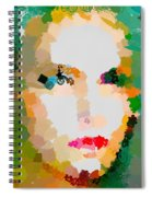 Gal Hotty Totty Spiral Notebook