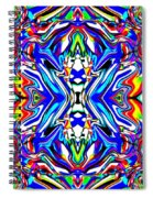 Galactia Spiral Notebook
