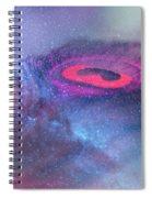 Galactic Eye Spiral Notebook