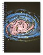 Galactic Spiral Notebook