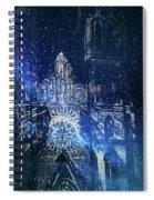 Galactic Prometheus Spiral Notebook