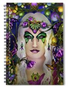 Galadriel Spiral Notebook