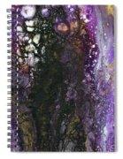 Galaxy 2 Spiral Notebook