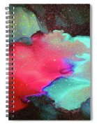Galaxy 3 Spiral Notebook