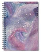 Galaxy Pinball Spiral Notebook