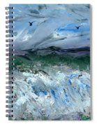Gale Winds Spiral Notebook