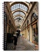 Galerie Vivienne Spiral Notebook