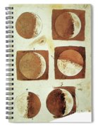 Galileo - Moon Spiral Notebook