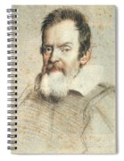 Galileo Galilei Spiral Notebook