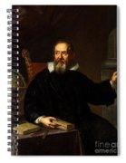 Galileo Galilei, Italian Astronomer Spiral Notebook