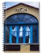 Galvex Spiral Notebook