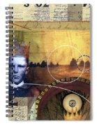 Gambit Spiral Notebook
