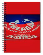 Gambling For The Government-america The Addicted Series Spiral Notebook