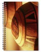 Game Piece Spiral Notebook