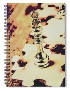 Games And Puzzles Spiral Notebook