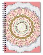 Gaming Windows Kaleidoscope 2 Spiral Notebook