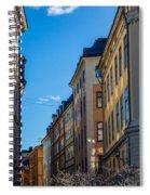 Gamla Stan 2 Spiral Notebook