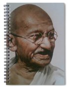 Gandhiji Spiral Notebook