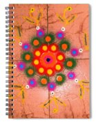 Ganesh Chaturthi 2016 Spiral Notebook