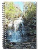 Ganoga Falls 3 - Ricketts Glen Spiral Notebook