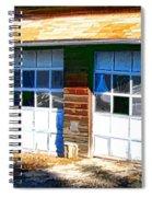 Garage 2 Spiral Notebook