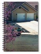 Garbage Day Spiral Notebook
