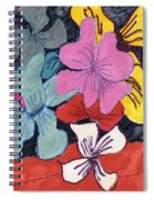 Garden Arrangement Spiral Notebook