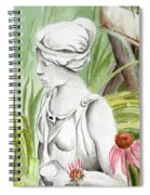 Garden Beauty Spiral Notebook