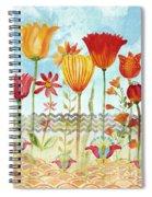 Garden Beauty-jp2960 Spiral Notebook