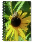 Garden Buffet Spiral Notebook