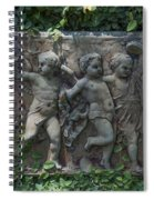 Garden Children Spiral Notebook