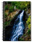 Garden Creek Falls Spiral Notebook