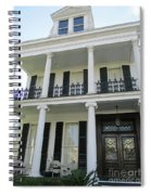 Garden District 11 Spiral Notebook