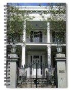 Garden District 12 Spiral Notebook