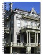 Garden District 18 Spiral Notebook
