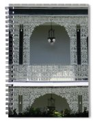 Garden District 39 Spiral Notebook