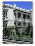 Garden District 41 Spiral Notebook