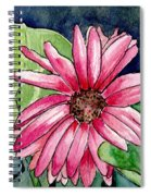 Garden Flower Spiral Notebook