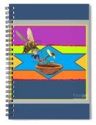 Garden Friend Spiral Notebook