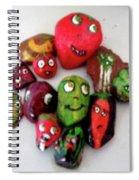 Garden Gang Spiral Notebook